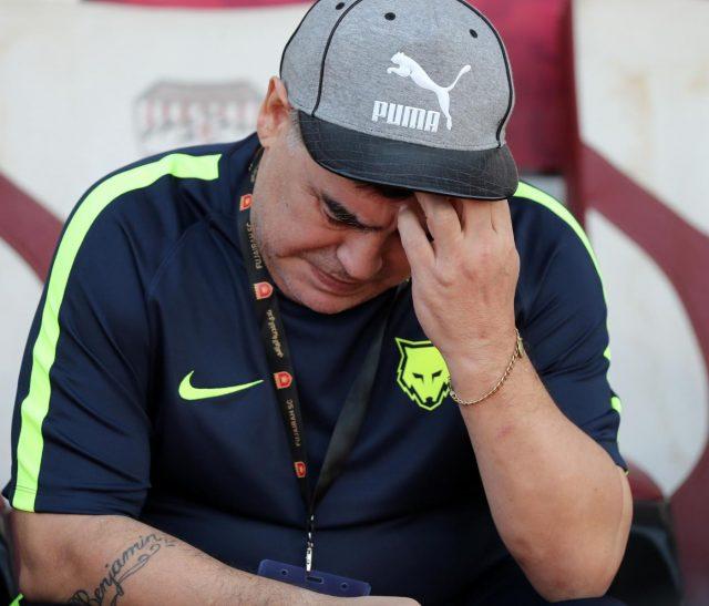 ricoverato Maradona