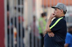 condizioni Maradona