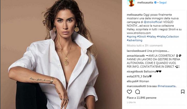 """Melissa Satta soddisfatta delle """"prestazioni"""" di Boateng FOTO"""