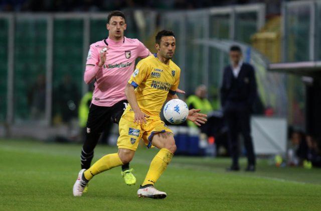 Palermo-Frosinone streaming