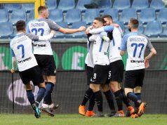 Sampdoria Inter 0-5