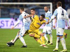 Spal Juventus 0-0