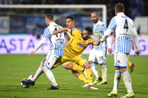 Spal Juventus 0 0, le pagelle di CalcioWeb
