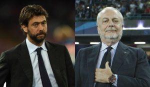 Juve Napoli, molto più di una partita di calcio: due mondi c