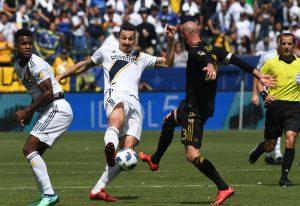 """Ibrahimovic infiamma i tifosi dei Galaxy: """"Qui per lasciare"""