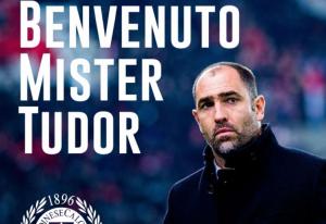 Udinese, Seric svela un retroscena sul nuovo tecnico Tudor