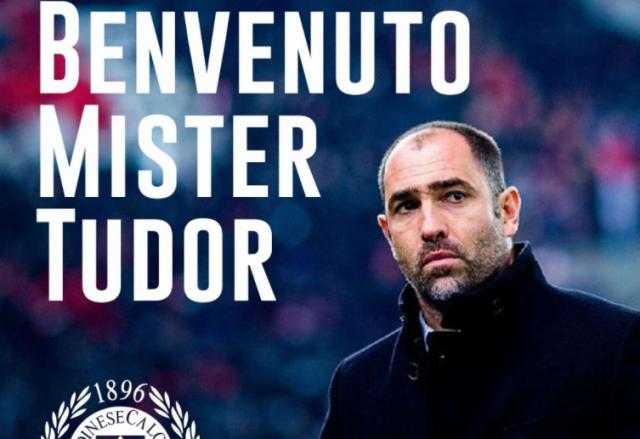 Udinese Tudor