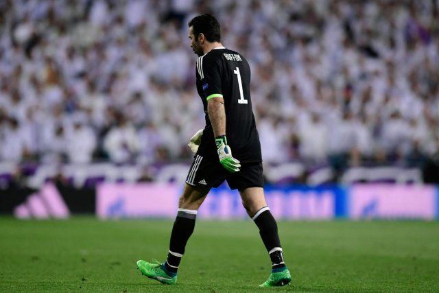 Real Madrid-Juventus Buffon