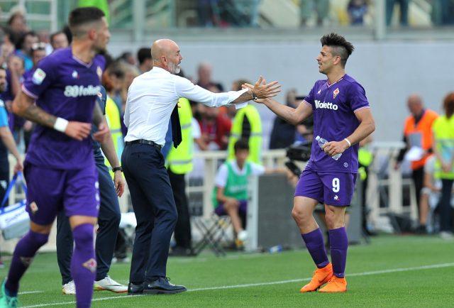 Allenamento Fiorentina ufficiale