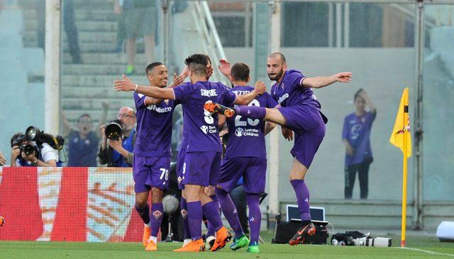Allenamento Fiorentina nuove