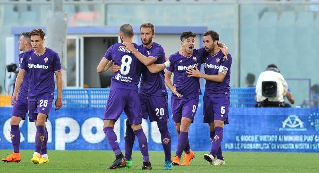 Fiorentina-Chievo formazioni ufficiali
