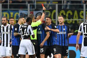 Inter Juventus 2-3