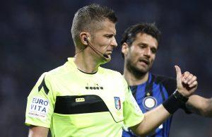 Inter Juventus Orsato