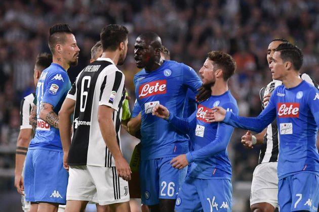 Juventus Napoli 0 1, è la rivoluzione della bellezza: spetta