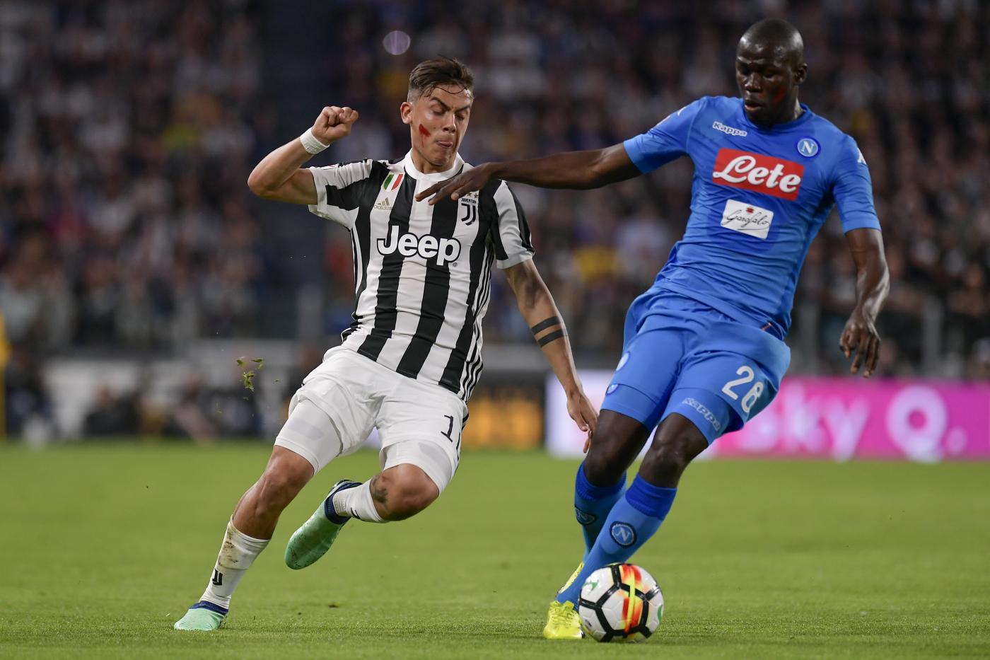 Calendario Napoli E Juve A Confronto.Juve Napoli Scudetto All Ultimo Respiro Ecco Il Calendario