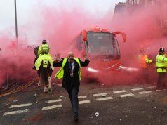 Champions League aggrediti tifosi Liverpool