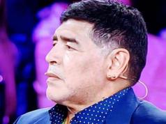 Maradona Juve Napoli