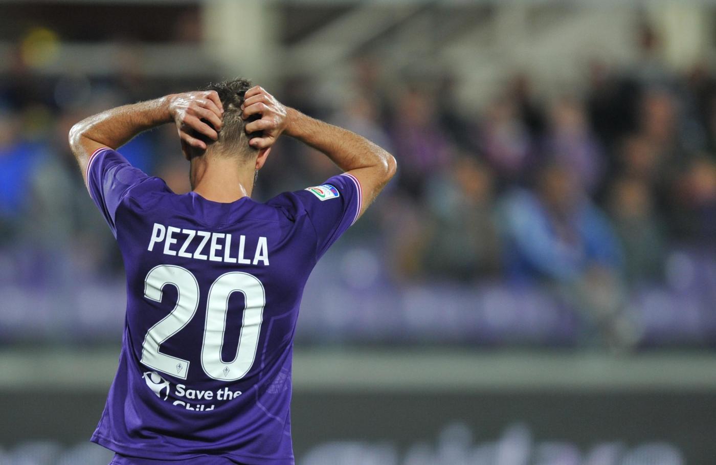 Pezzella (Foto LaPresse/Jennifer Lorenzini)