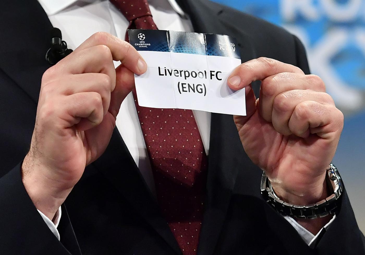 Champions League Calendario Completo.Sorteggio Champions League Il Calendario Completo Della