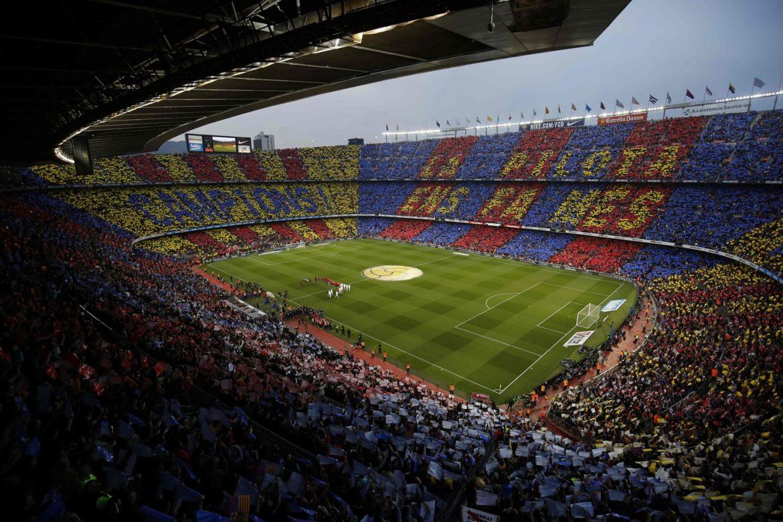 Barcellona Real Madrid rinviata