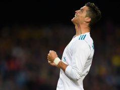 Infortunio Cristiano Ronaldo