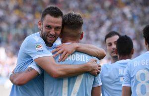 Lazio-Inter De Vrij