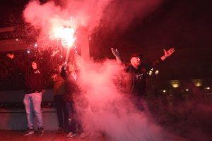 Torino Juventus, tensione prima del match: ecco cos'è succes