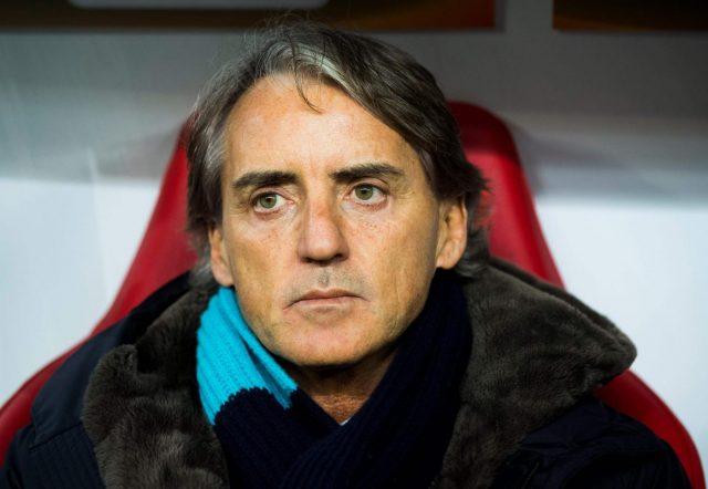 Panchina Italia Mancini