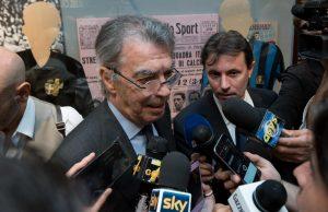 Moratti acquista Inter