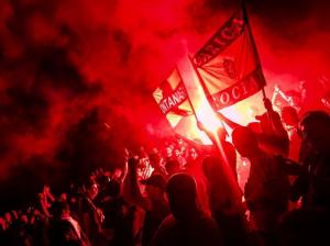 Festa Parma, Lucarelli annuncia l'addio: lacrime per il 'Cap