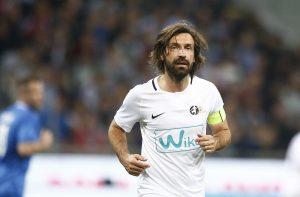 """Pirlo: """"Il Milan ci ha guadagnato con Piatek. Mi ricorda Inz"""