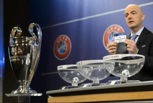 Sorteggi Champions League: data ed orario [AGGIORNAMENTI]