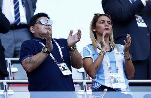 Maradona Rocio Oliva