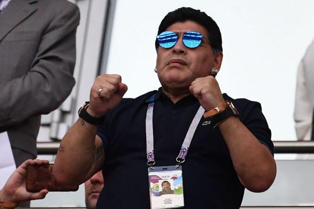 Maradona Messico