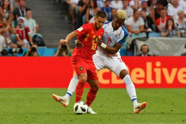 Mondiali 2018: il Belgio fatica un tempo col Panama, poi Mer