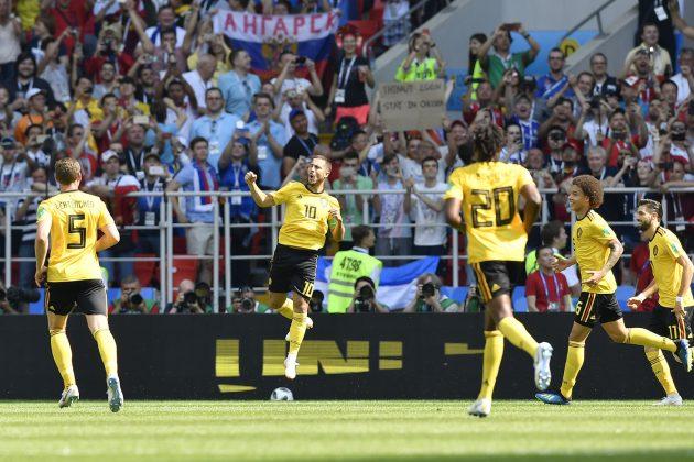 'Gioco d'Hazard' ed il Belgio vola agli ottavi dei Mondiali: