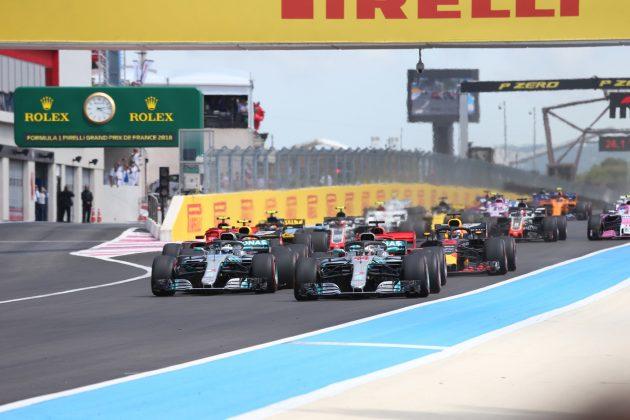 Formula 1 Francia