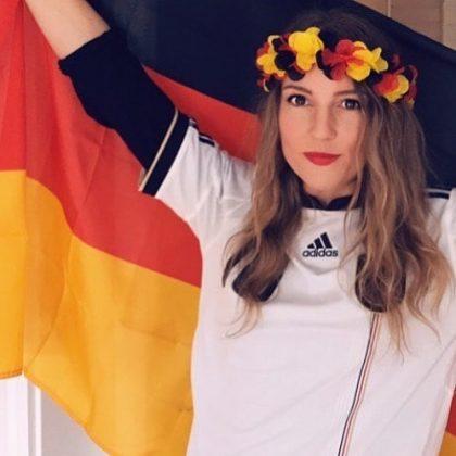 Germania Svezia, le FOTO delle tifose sui social: tedesche p