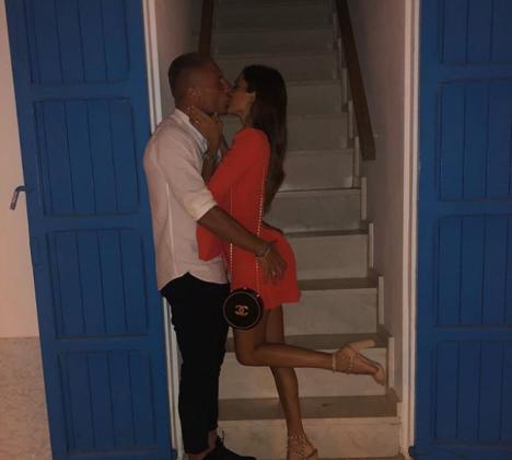 Immobile scatenato con la moglie Jessica: la FOTO in vacanza è hot [GALLERY]