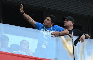 f964d03f1f87a Maradona dovrà operarsi  parla il manager del Pibe de Oro