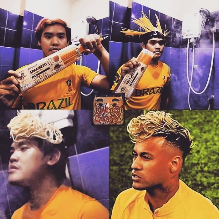 Capelli Neymar