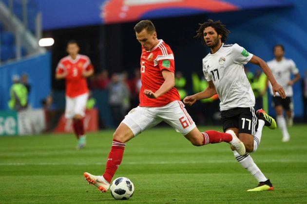 Mondiali 2018, Russia inarrestabile: show contro l'Egitto, q