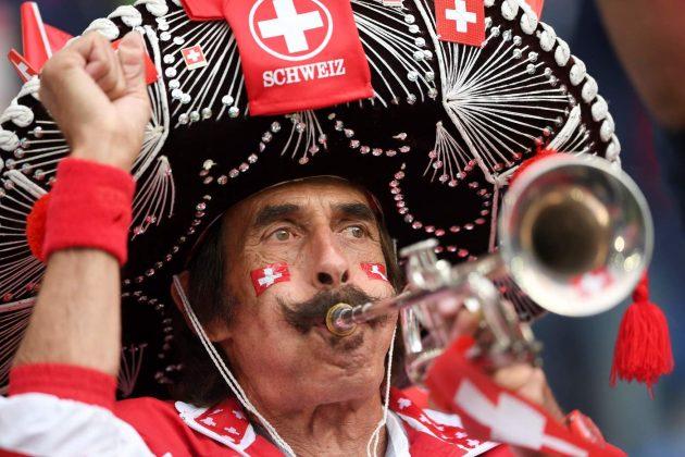 Mondiali, gruppo E: la Svizzera fa festa, sogna addirittura