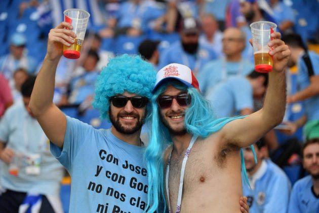 Mondiali Russia 2018, l'Uruguay vola agli ottavi: contro l'A