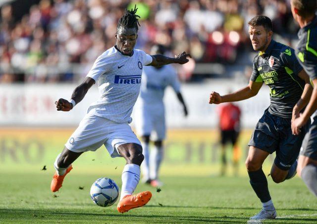 Inter, super gol di Karamoh col Bordeaux [VIDEO]