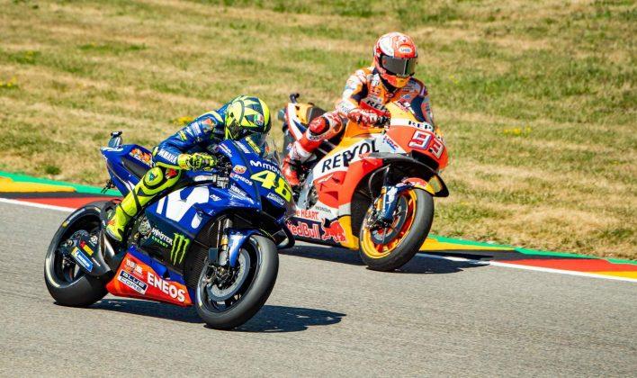 MotoGp Germania, la classifica: Marc Marquez si conferma, ottimo Valentino Rossi, in difficoltà ...