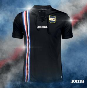 abbigliamento calcio Sampdoria 2018