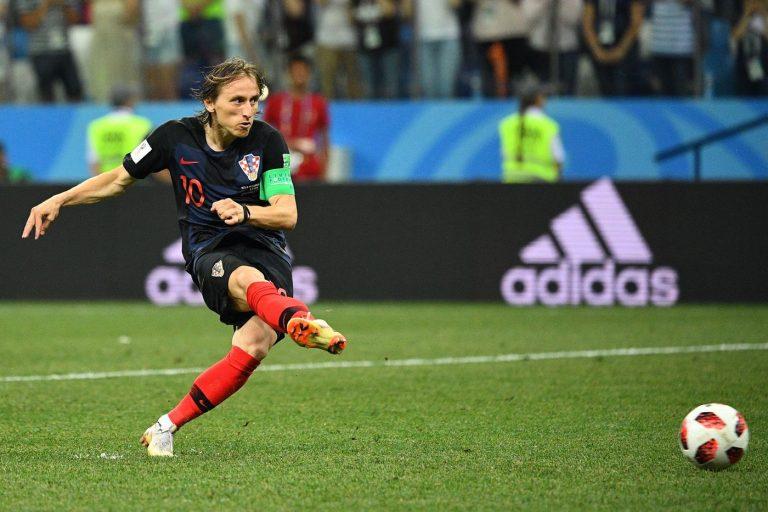 Luka Modric - 1° (AFP/LaPresse)