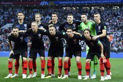 Pogba-Griezmann-Mbappè contro Perisic-Mandzukic-Modric |  è una finale Mondiale grandi firme