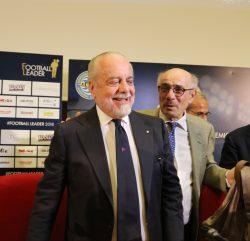 "Napoli, De Laurentiis sul Var: ""Tutelare i club, Calciopoli"